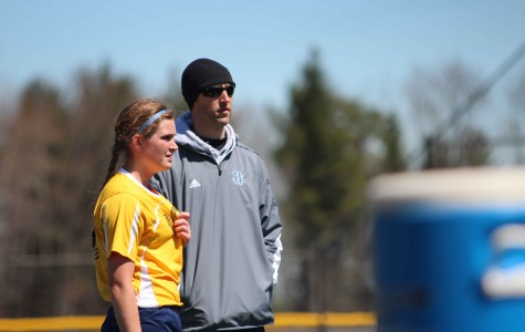 Jared Kram takes over girl's varsity soccer